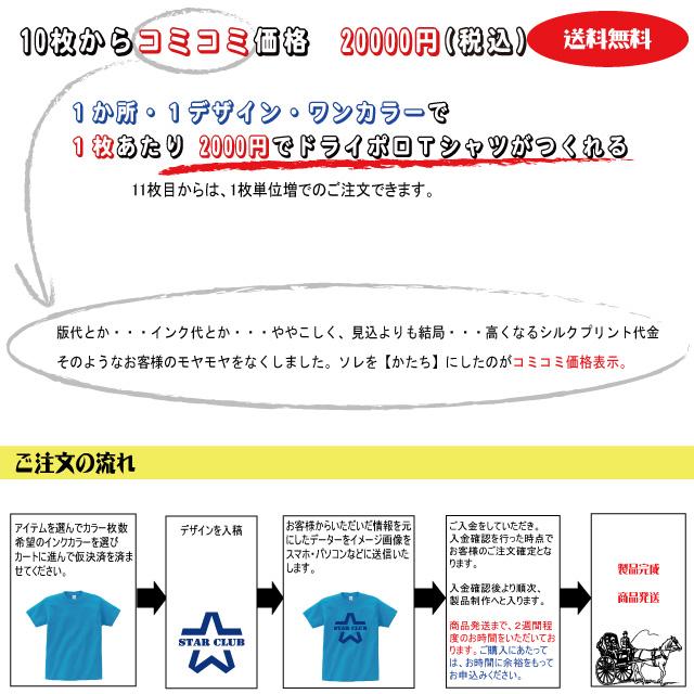 オリプリ コミコミ20000 ドライポロシャツ(ADP) 宣伝