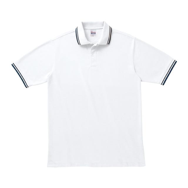オリプリ5.8オンス お手頃コミコミ22900 ベーシックラインポロシャツ