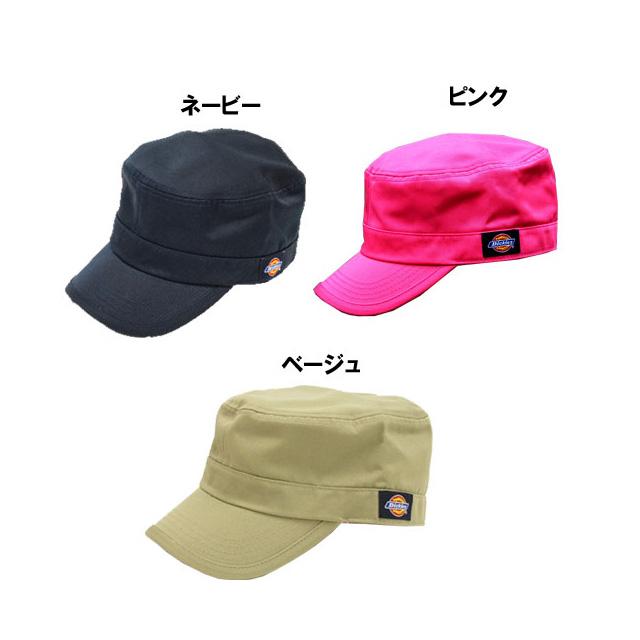 Dickies 帽子 クラシック ワークキャップ