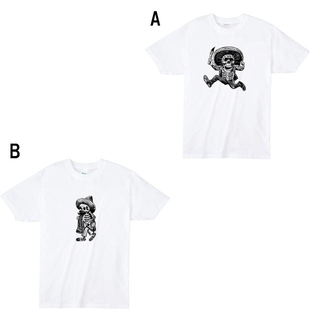 スカルアミーゴtシャツ