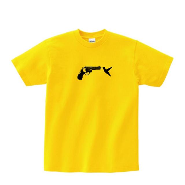 Tシャツ トップス ユニセックス シルクスクリーン プリント MISSY MISTER